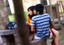 Sa Ayala Park pa naisipan magkantutan
