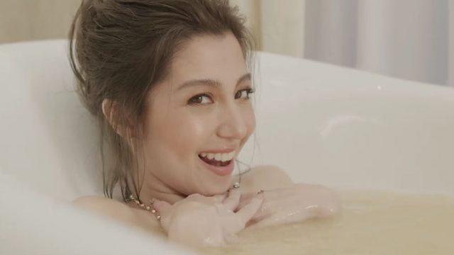 Donnalyn Bartolome Sexy Music Video Di Lahat  – Litaw Bra niya dito at Cleavage rapsa!